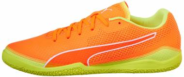 Puma Invicto Fresh - Shocking Orange/Puma White/Safety Yellow