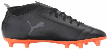 Puma One 17.4 Firm Ground - Black (10407502)