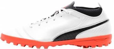 Puma One 17.4 Turf - White