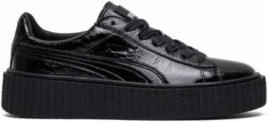 new product 6d261 3da89 Puma by Rihanna Creeper Cracked Leather