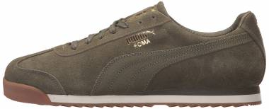 Puma Roma Natural Warmth - Olive Night Whisper White