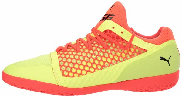 Puma 365 Netfit CT - fizzy yellow-red blast-puma black (10447405)