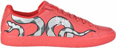 Puma Clyde Snake - Red (36811102)