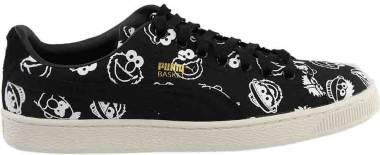 Puma x Sesame Street Basket Black Men