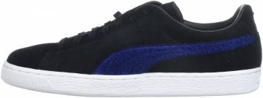 Puma Suede Classic Terry - Puma Black Blue Depths