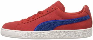 Puma Suede Classic Terry - Red