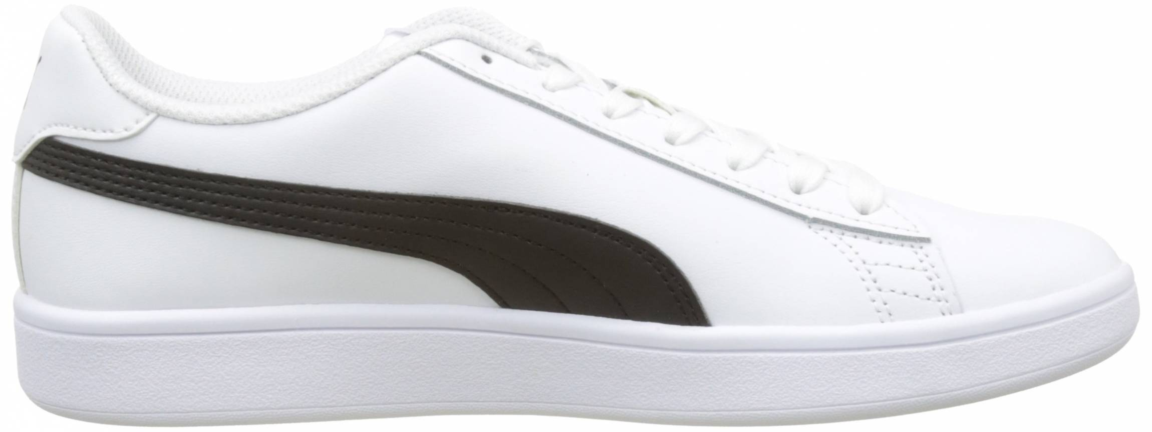 Puma Smash v2 Leather sneakers in 4 colors (only $44) | RunRepeat