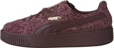 Puma Suede Platform Elemental - Purple
