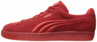 Puma Suede Classic Badge Iced - High Risk Red