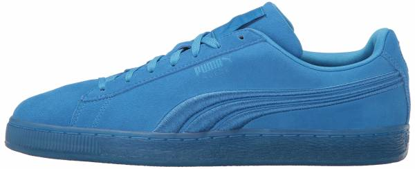 Puma Suede Classic Badge Iced Blue