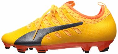 Puma EvoPower Vigor 2 Firm Ground Yellow Men