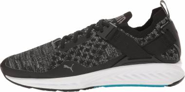 Puma Ignite evoKNIT Lo Puma Black/Blue Danube/Quiet Shade Men