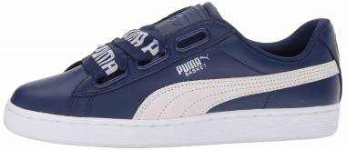 Puma Basket Heart DE - Blue Depths / Puma White (36408202)