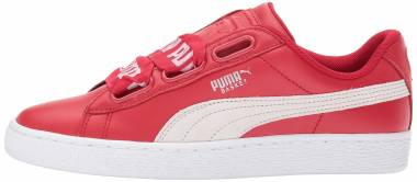 Puma Basket Heart DE - Red (36408203)