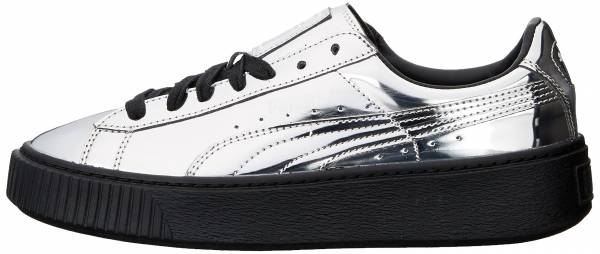 92f1baa3a8080a 14 Reasons to NOT to Buy Puma Basket Platform Metallic (Mar 2019 ...