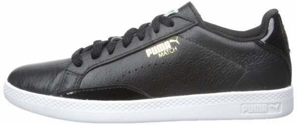 Puma Match Lo B&W Black/Black/White