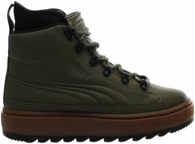 Puma Ren Boot - Oliv
