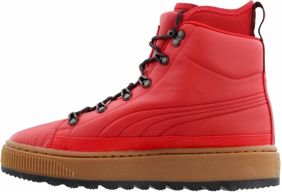 Donación Vergonzoso Me preparé  Puma Ren Boot sneakers in red (only $60) | RunRepeat