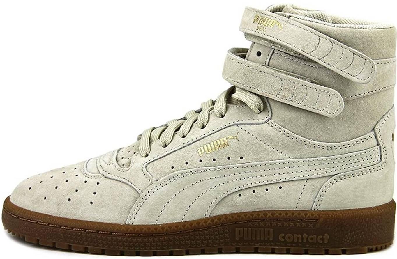 Puma Sky II Hi Nubuck sneakers in brown (only $55) | RunRepeat