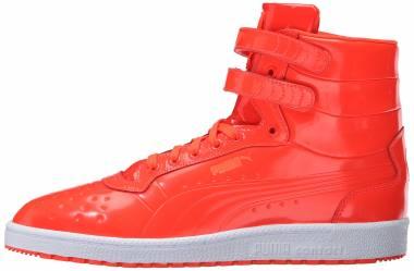 Puma Sky II Hi Patent Emboss - Red Blast (36203202)