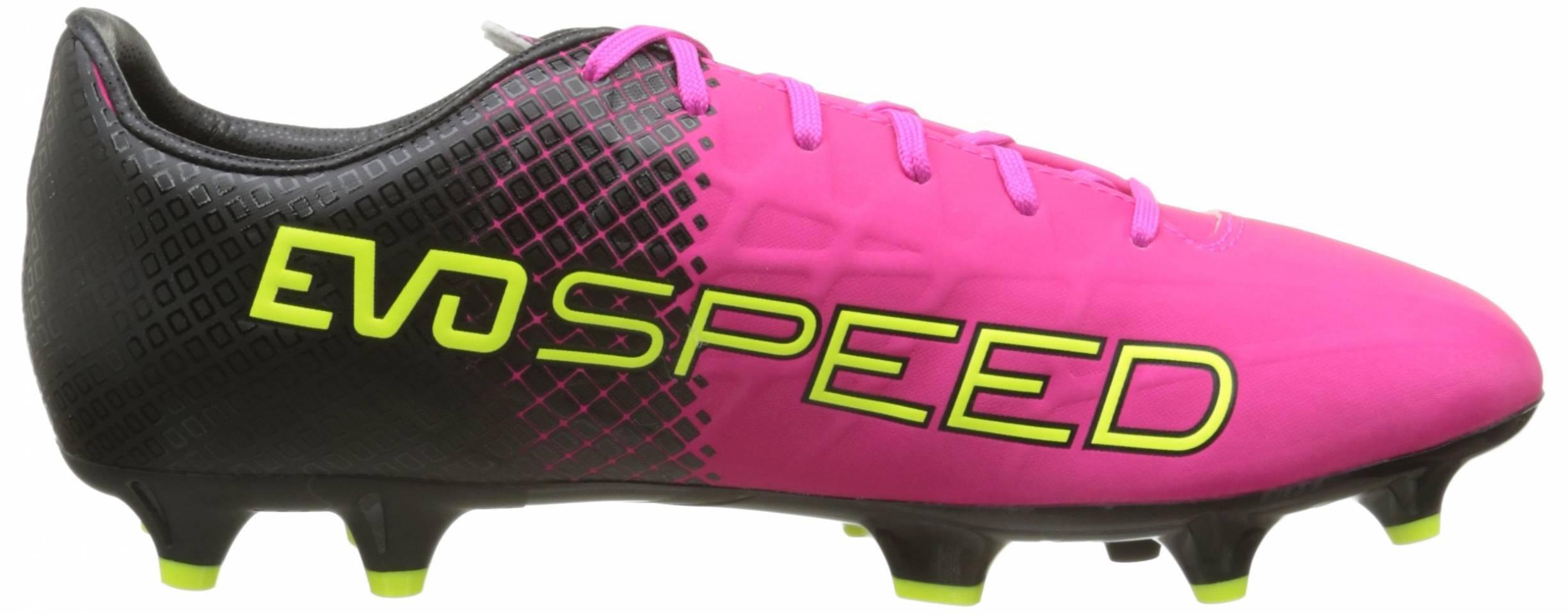 robo Aplicando Empuje  Puma EvoSpeed Soccer Cleats (5 Models in Stock) | RunRepeat
