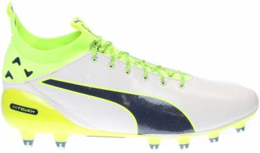 Puma evoTOUCH Pro Firm Ground - White