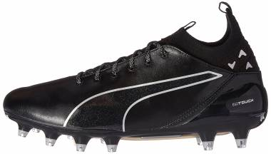 Puma evoTOUCH Pro Firm Ground - Puma Black Puma Black Puma Silver