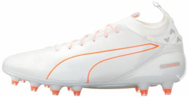 Puma evoTOUCH Pro Firm Ground - Puma White/Puma White