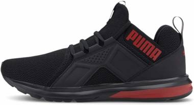 Puma Enzo - Puma Black High Risk Red (19259308)