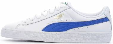 Puma Basket Classic LFS - Puma White-turkish Sea (35436723)