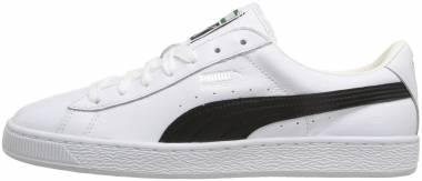 Puma Basket Classic LFS - White Black