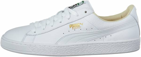 PUMA Basket Classic White Leather for men
