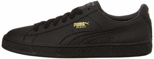 Puma Basket Classic LFS Black