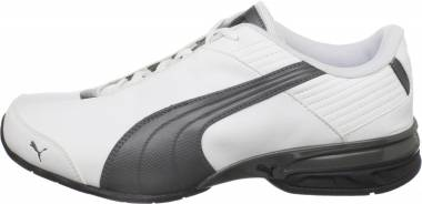 Puma Super Elevate - White/Pewter/Black