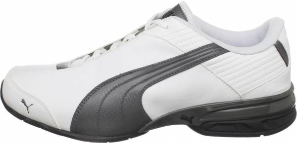 Puma Super Elevate - White Pewter Black