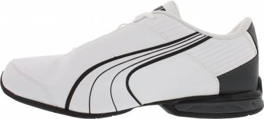 Puma Super Elevate - Puma White Dark Shadow Puma Black