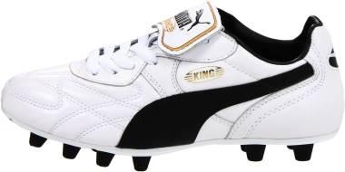 Puma King Top di Firm Ground - White (10246302)