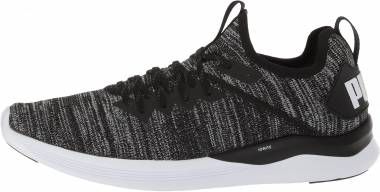 Puma Ignite Flash evoKNIT  - BLACK