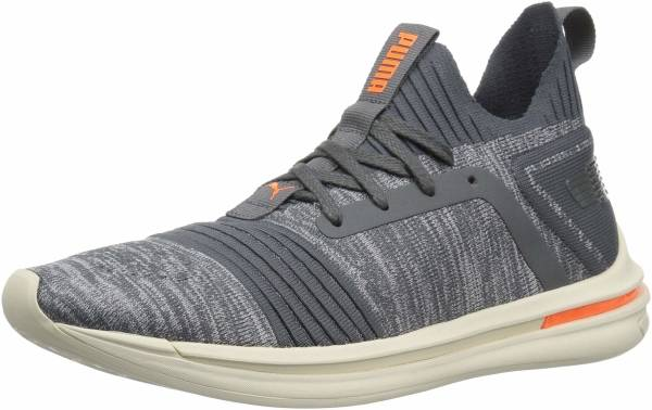 Details about PUMA Mens SR Netfit Trainers Forest Green Ignite Limitless Sport Casual Shoes
