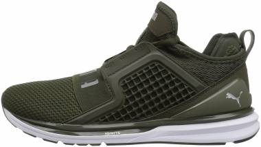 Puma Ignite Limitless Weave Green Men