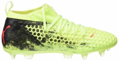 Puma Future 18.2 Netfit FG/AG - Yellow (10432101)