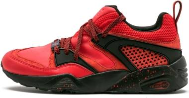 Puma Blaze of Glory - High Risk Red Black