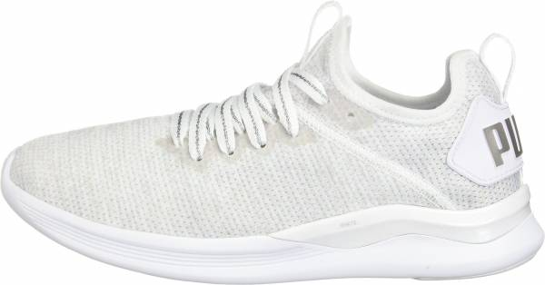 Puma Flash IGNITE EvoKNIT En Pointe Puma White-gray Violet