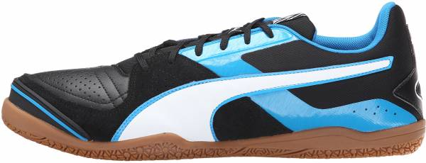Puma Invicto Sala Indoor Black/White/Cloisonne