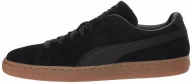 Puma Suede Classic Natural Warmth - Schwarz Black Black (36386904)