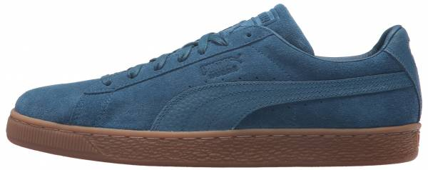 Puma Suede Classic Natural Warmth - Blue Sailor Blue Sailor Blue 03