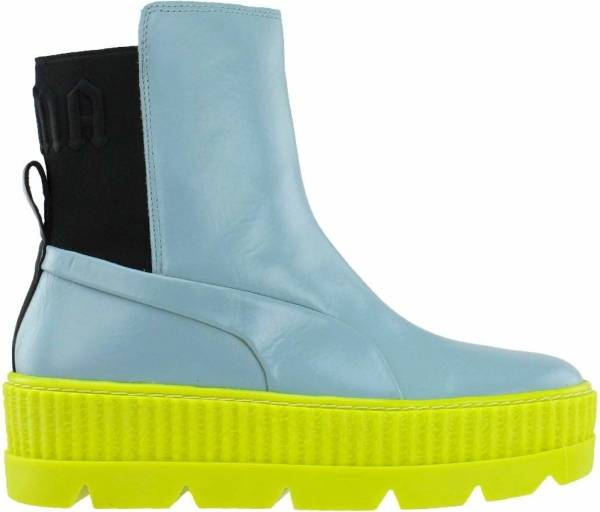Puma x FENTY Chelsea Sneaker Boot - Blue (36626601)