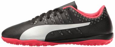 Puma EvoPower Vigor 4 Turf Puma Black/Puma Silver/Quiet Shade/Bright Plasma Men