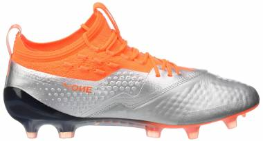 Puma One 1 Illuminate Leather FG/AG - Orange