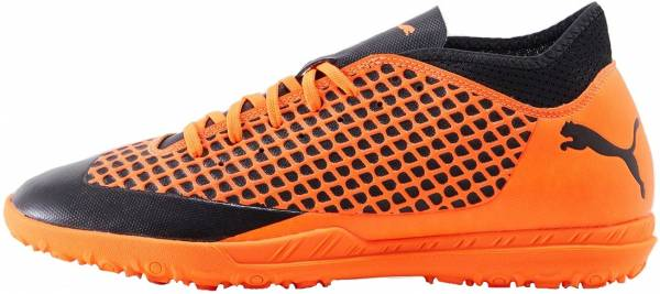 Puma Future 2.4 Turf - Puma Black-shocking Orange (10484102)